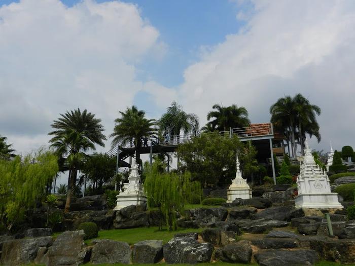 Парк Нонг Нуч (Nong Nooch Tropical Garden) 53995