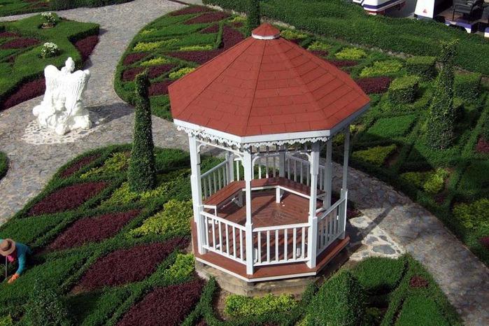 Парк Нонг Нуч (Nong Nooch Tropical Garden) 75923