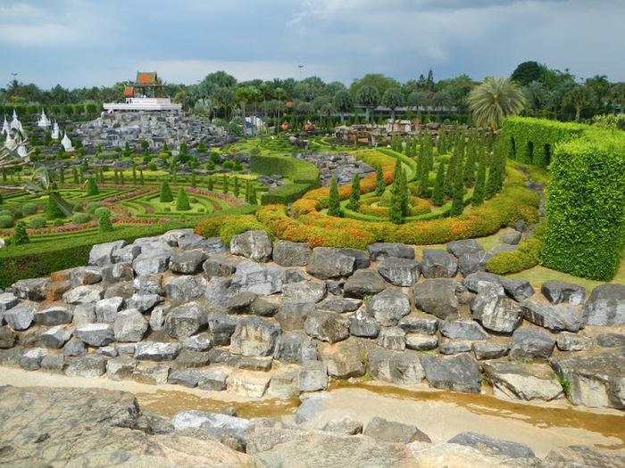 Парк Нонг Нуч (Nong Nooch Tropical Garden) 67938