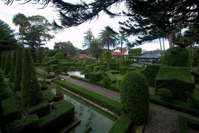 Парк Нонг Нуч (Nong Nooch Tropical Garden) 62768