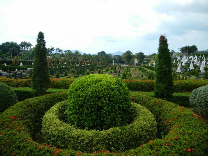 Парк Нонг Нуч (Nong Nooch Tropical Garden) 43307