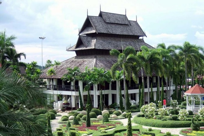 Парк Нонг Нуч (Nong Nooch Tropical Garden) 26975