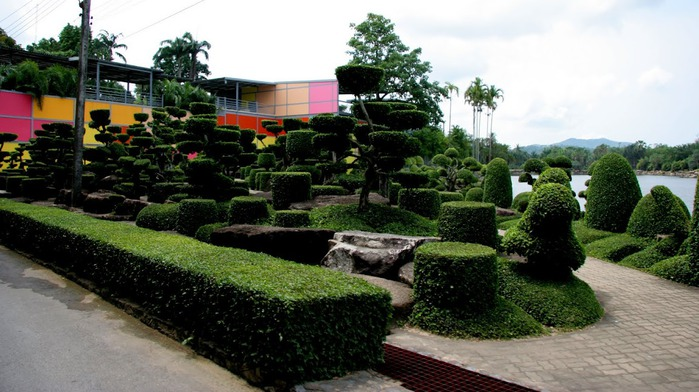 Парк Нонг Нуч (Nong Nooch Tropical Garden) 30772