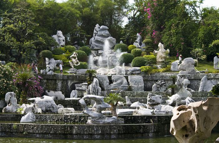 Парк Нонг Нуч (Nong Nooch Tropical Garden) 22697