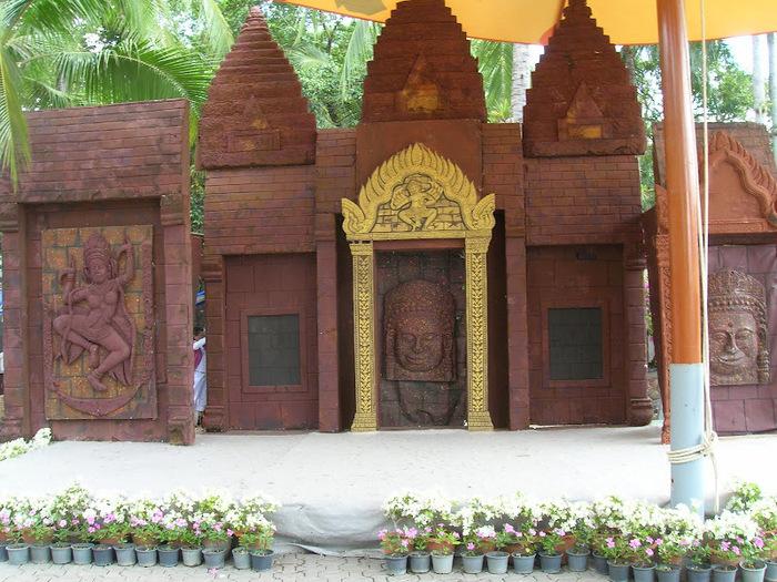 Парк Нонг Нуч (Nong Nooch Tropical Garden) 10013