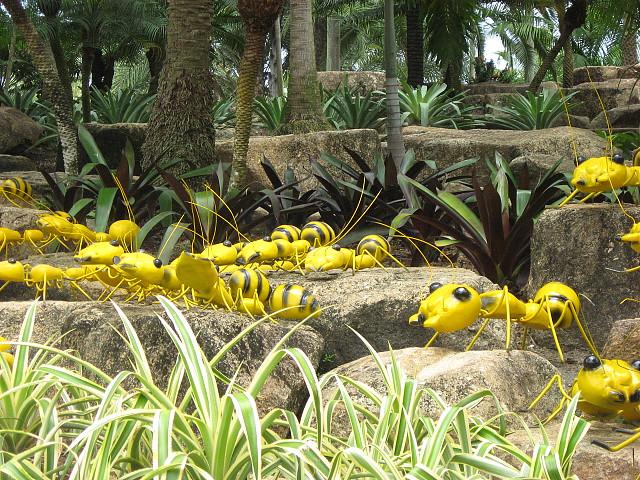 Парк Нонг Нуч (Nong Nooch Tropical Garden) 54908