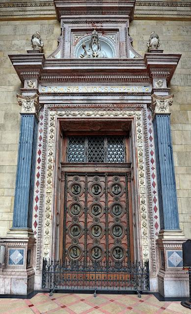 Базилика Святого Иштвана - Szt. Istvan Bazilika, Budapest 98101