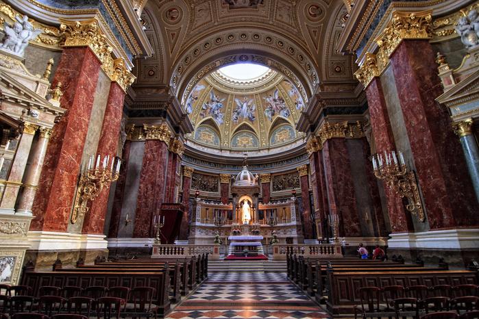 Базилика Святого Иштвана - Szt. Istvan Bazilika, Budapest 17899