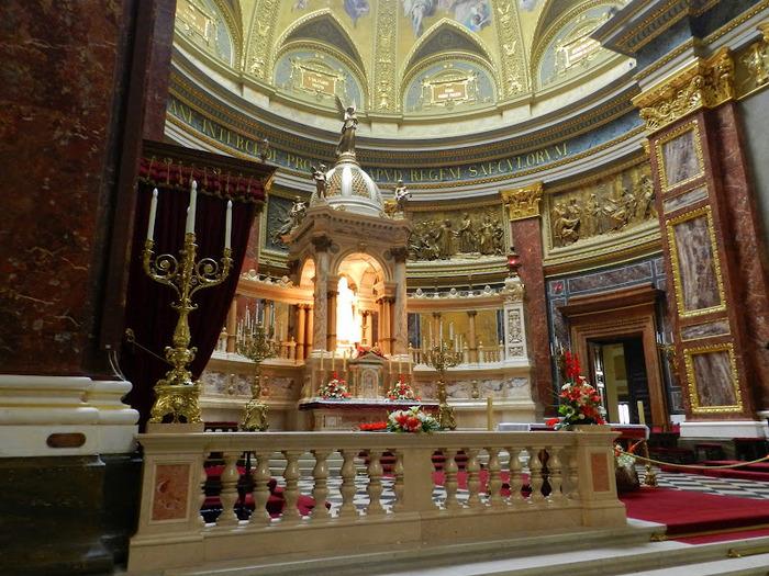 Базилика Святого Иштвана - Szt. Istvan Bazilika, Budapest 74246