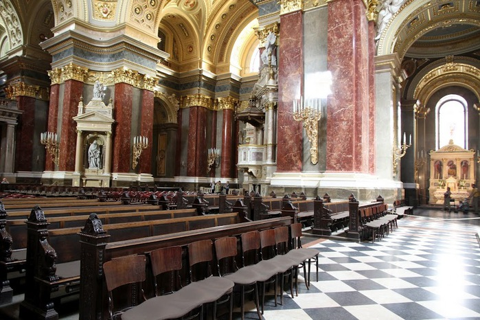 Базилика Святого Иштвана - Szt. Istvan Bazilika, Budapest 72169