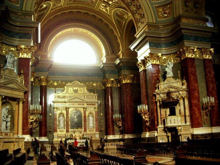 Базилика Святого Иштвана - Szt. Istvan Bazilika, Budapest 57953