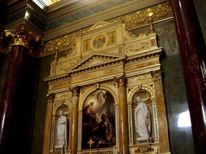 Базилика Святого Иштвана - Szt. Istvan Bazilika, Budapest 31574