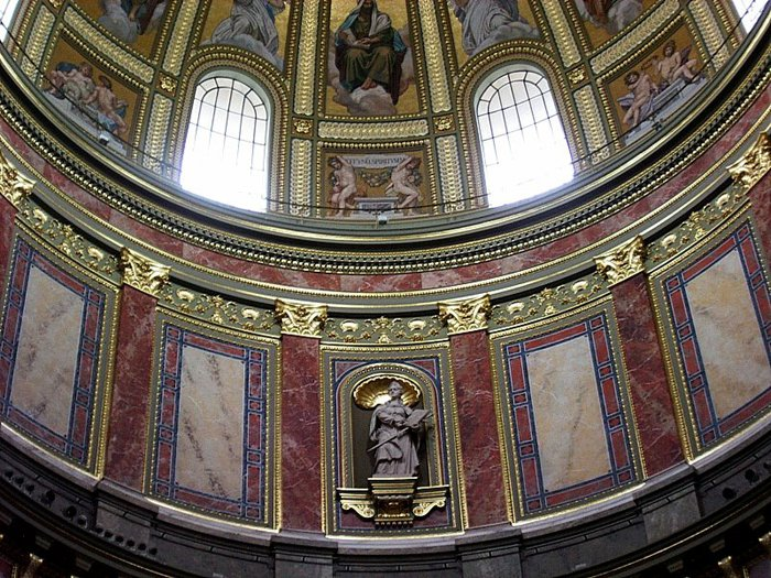 Базилика Святого Иштвана - Szt. Istvan Bazilika, Budapest 56681