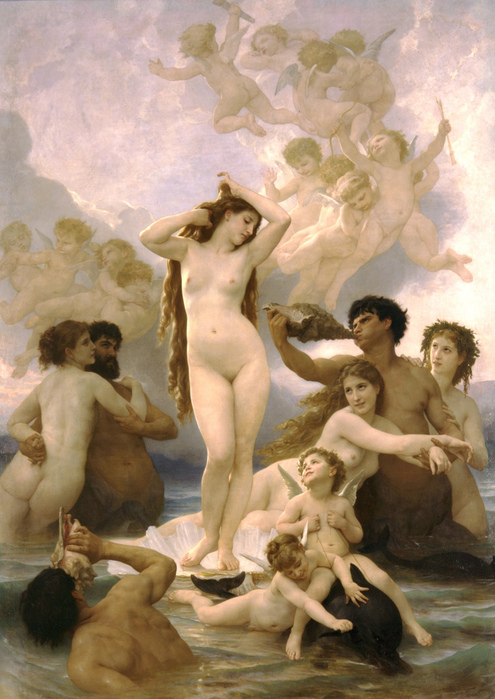 1330192158_WilliamAdolphe_Bouguereau_18251905__The_Birth_of_Venus_1879 (495x700, 179Kb)