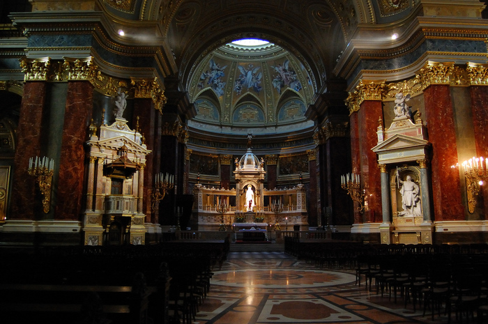 Базилика Святого Иштвана - Szt. Istvan Bazilika, Budapest 31355