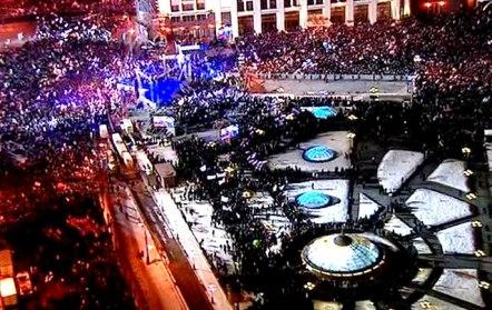 Манежная площадь - Путин (442x279, 58Kb)