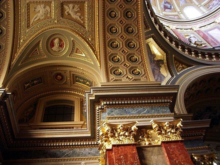 Базилика Святого Иштвана - Szt. Istvan Bazilika, Budapest 81056