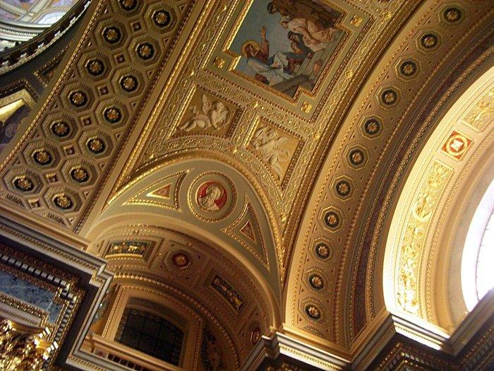 Базилика Святого Иштвана - Szt. Istvan Bazilika, Budapest 52413