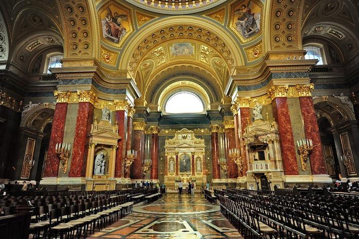 Базилика Святого Иштвана - Szt. Istvan Bazilika, Budapest 79401