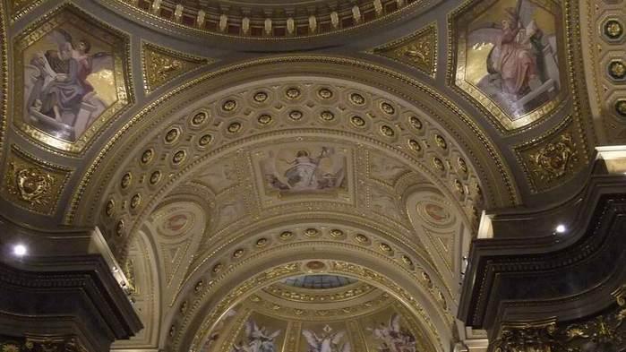 Базилика Святого Иштвана - Szt. Istvan Bazilika, Budapest 59219