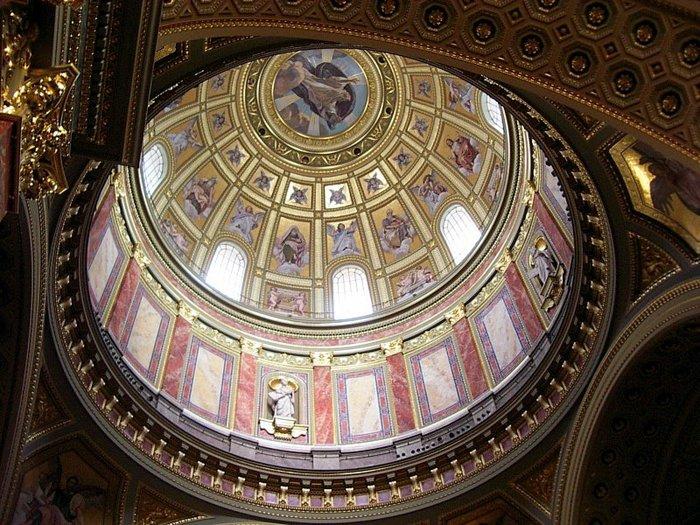 Базилика Святого Иштвана - Szt. Istvan Bazilika, Budapest 10075