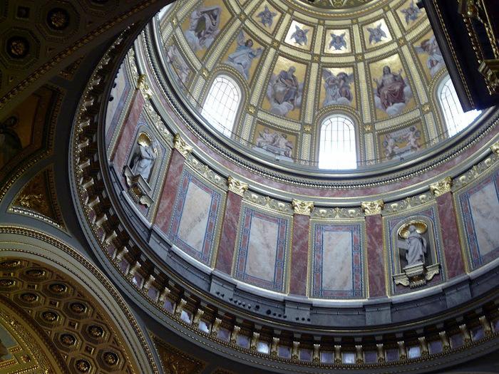 Базилика Святого Иштвана - Szt. Istvan Bazilika, Budapest 22673