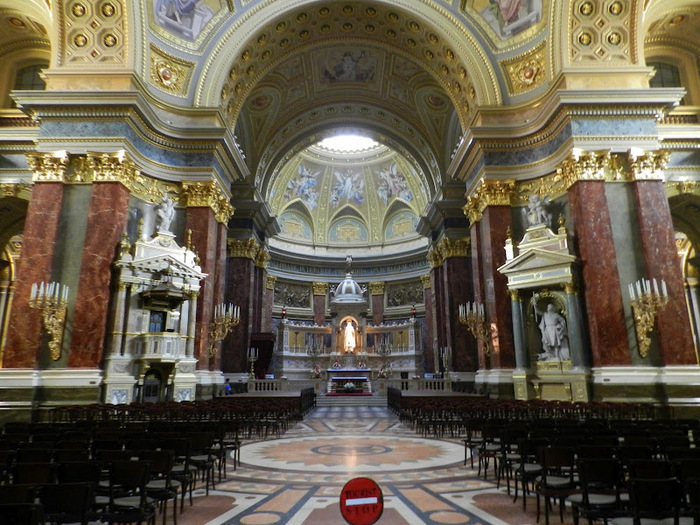 Базилика Святого Иштвана - Szt. Istvan Bazilika, Budapest 22050