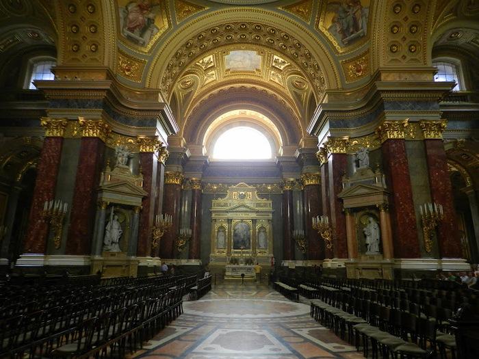 Базилика Святого Иштвана - Szt. Istvan Bazilika, Budapest 28619