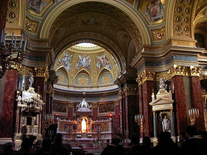 Базилика Святого Иштвана - Szt. Istvan Bazilika, Budapest 85499