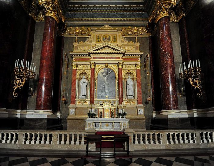 Базилика Святого Иштвана - Szt. Istvan Bazilika, Budapest 91641