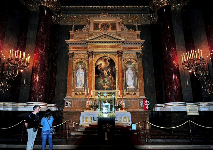 Базилика Святого Иштвана - Szt. Istvan Bazilika, Budapest 13580
