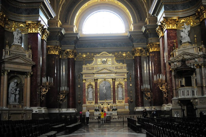 Базилика Святого Иштвана - Szt. Istvan Bazilika, Budapest 97851