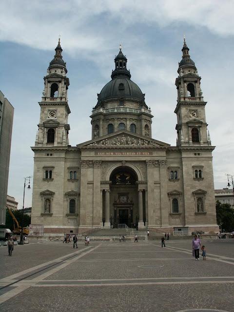 Базилика Святого Иштвана - Szt. Istvan Bazilika, Budapest 39363