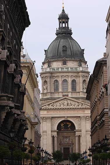 Базилика Святого Иштвана - Szt. Istvan Bazilika, Budapest 54878