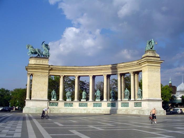 Площадь Героев (Будапешт) 75195