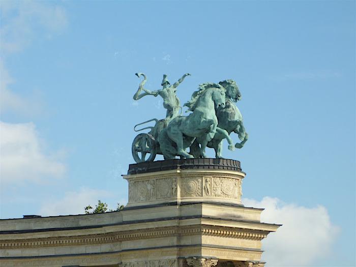 Площадь Героев (Будапешт) 94586