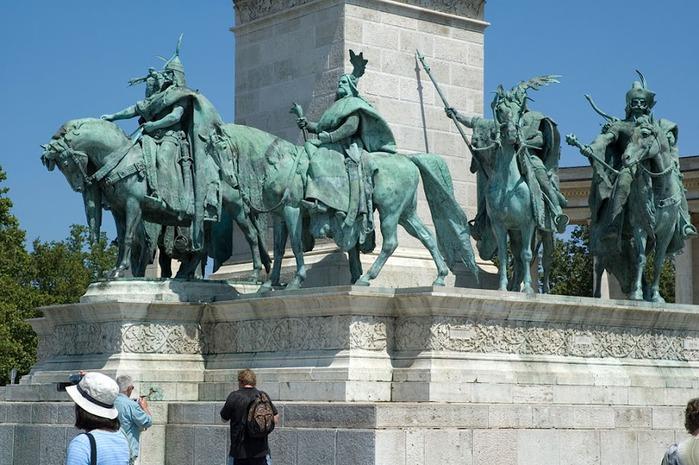 Площадь Героев (Будапешт) 41052