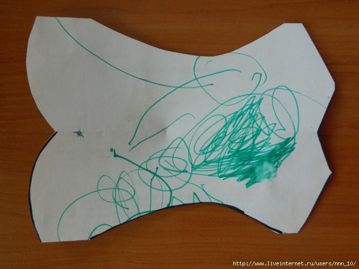 Корсет открытка своими руками схема 30