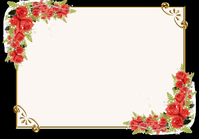 Рамочки и открытки к дню рождения