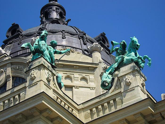 Жемчужинa Дуная - Будапешт часть 3 10741
