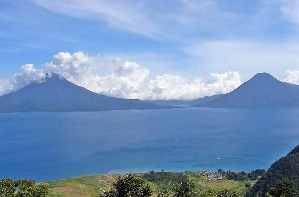 Гватемала - прекрасная страна великих Майя 19 (600x396, 30Kb)