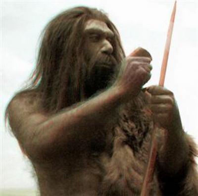 Неандерталец (400x396, 41Kb)