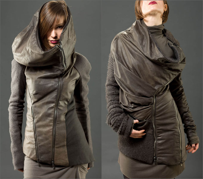 Необычная Женская Одежда