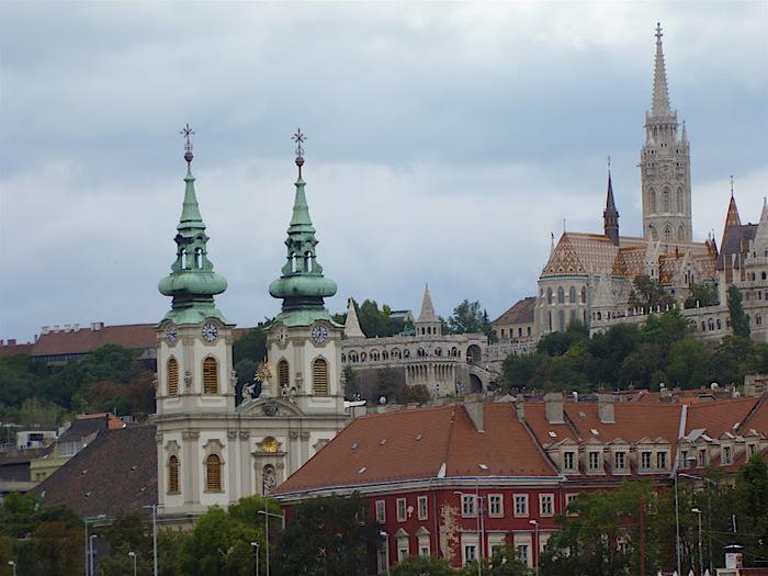 Церковь Святого Матьяша - Будапешт 95951