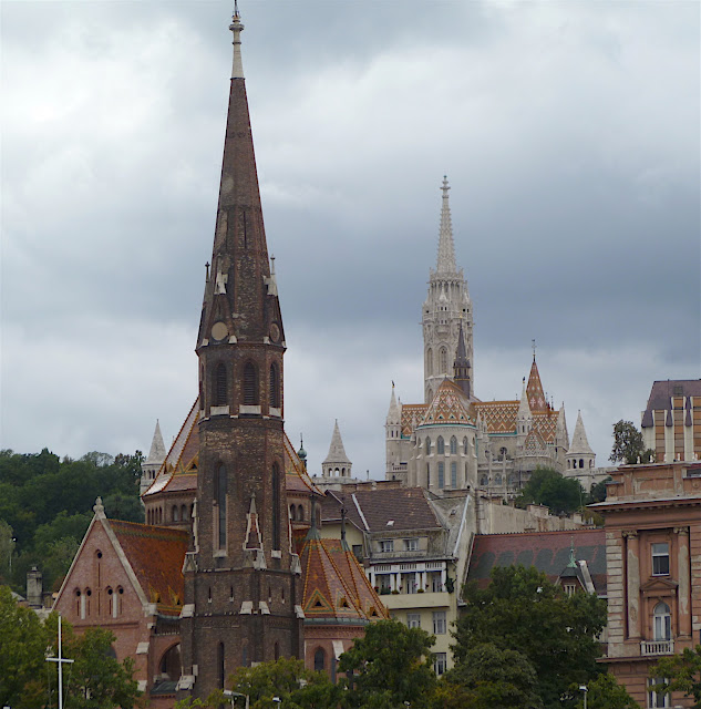 Церковь Святого Матьяша - Будапешт 84015
