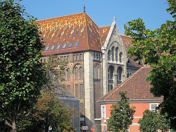 Церковь Святого Матьяша - Будапешт 94856