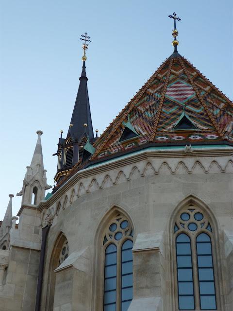 Церковь Святого Матьяша - Будапешт 51979