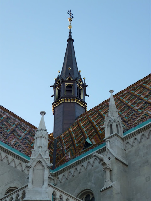 Церковь Святого Матьяша - Будапешт 67313