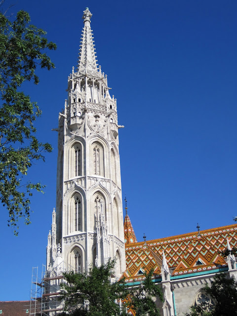 Церковь Святого Матьяша - Будапешт 70592