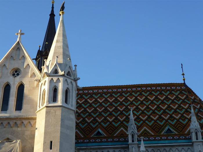 Церковь Святого Матьяша - Будапешт 35536